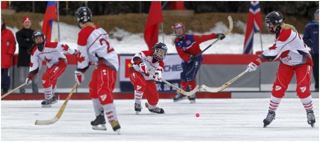 хоккей с мячом ставка на