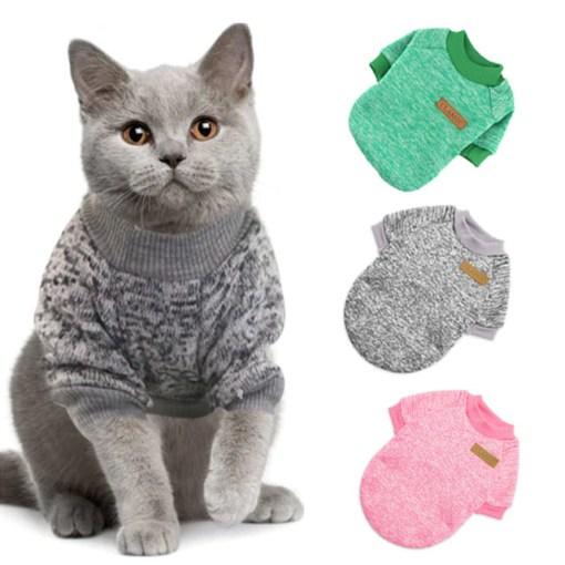 Hainuta calduroasa pentru pisici