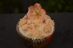 æblekage cupcake