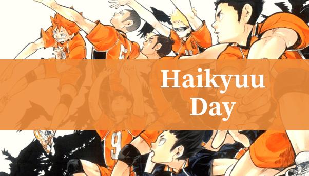 Haikyuu Day: è la giornata del miglior anime di pallavolo