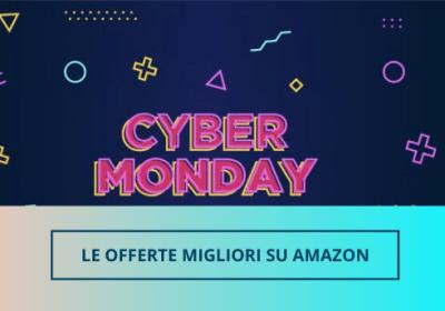 Cyber Monday: le offerte migliori di oggi