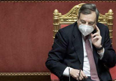 Mario Draghi e il DDL Zan: completamente ignorata la legge contro l'omotransfobia