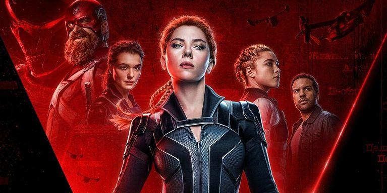 Black Widow: nuovo poster e nuova data d'uscita