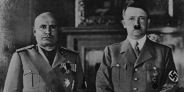 Quell'«unico errore di Mussolini»