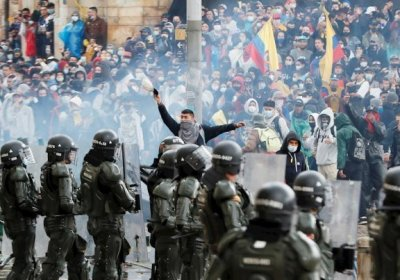 Colombia: cosa sta succedendo?