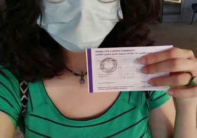 Erasmus: ho fatto il vaccino!