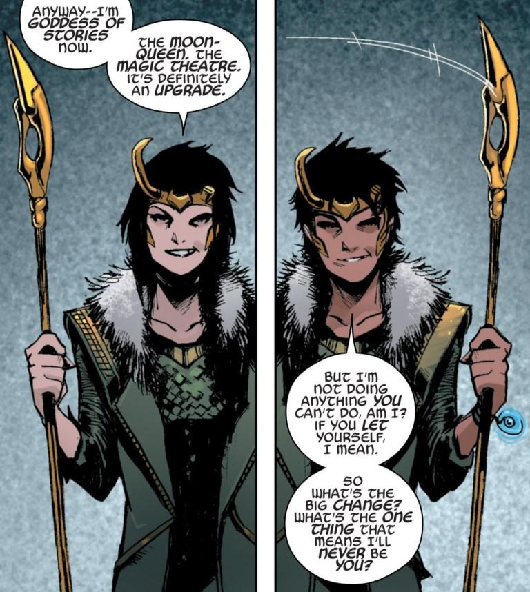Loki gender fluid: perché la notizia NON dovrebbe sconvolgere i fans