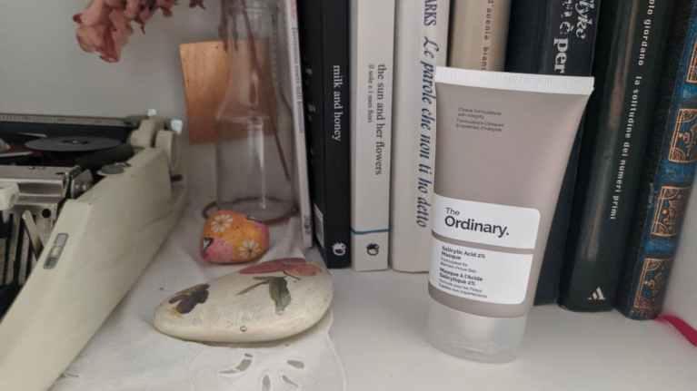 The Ordinary, maschera all'acido salicidico 2%: recensione