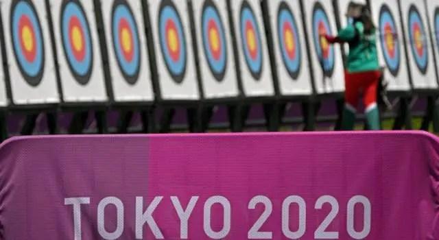 Olimpiadi Tokyo 2020: Tiro con l'arco – ranking round