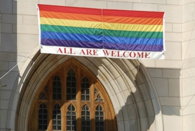 La chiesa Metodista approva i matrimoni LGBT