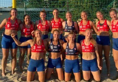 Multata la nazionale femminile norvegese di pallamano perché non indossa la divisa-bikini