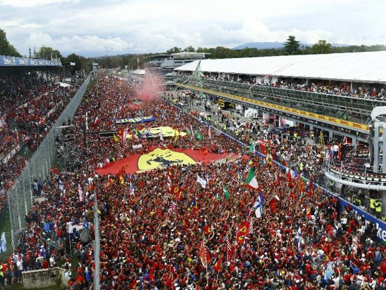 GP di Monza 2021: 50% di pubblico e biglietti raddoppiati