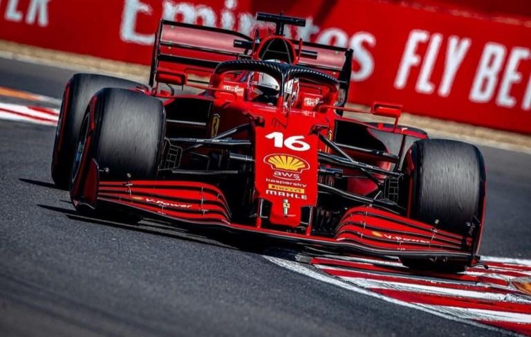 F1: terzo motore per la Ferrari di Leclerc