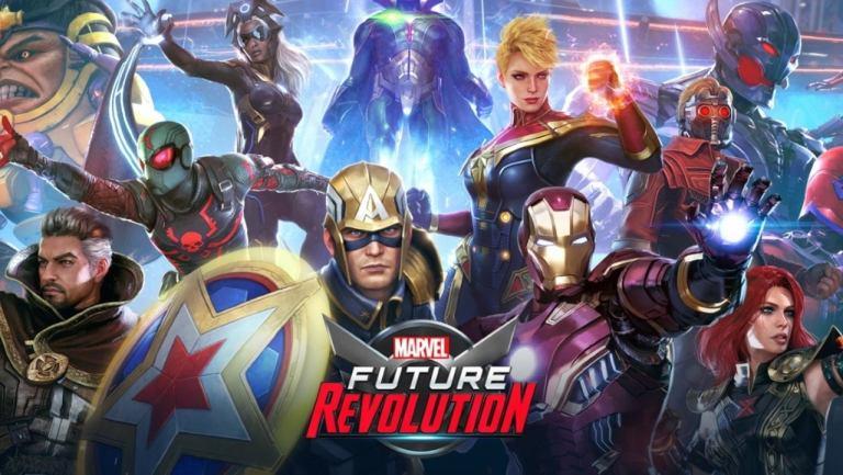 MARVEL Future Revolution: recensione del nuovo gioco per smartphone