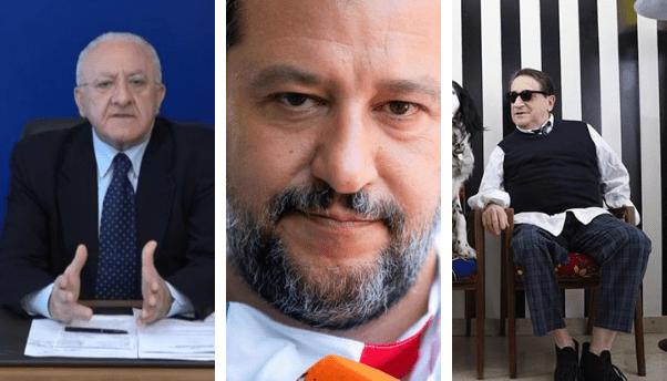 DDL Zan: da Salvini, a De Luca, Sclavi