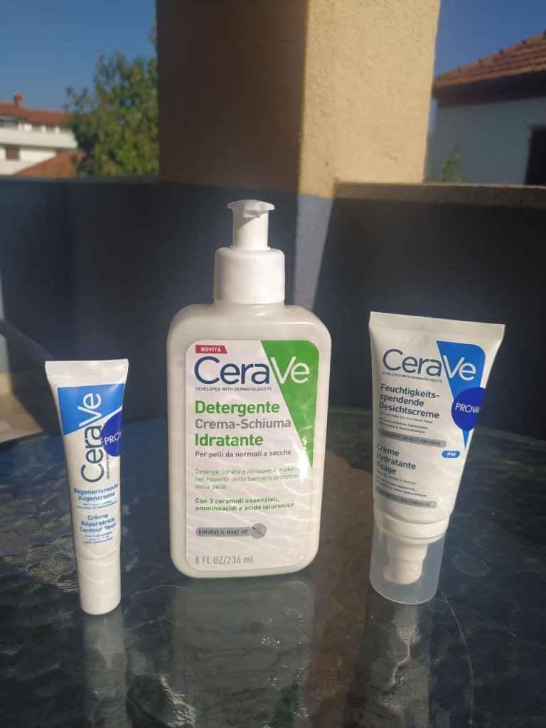 CeraVe: recensione dei tre nuovi prodotti