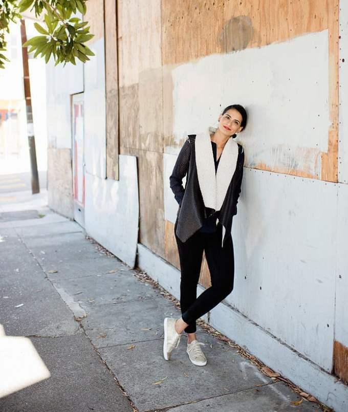 Week of Outfits: Shaheen Kabir