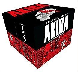 Akira manga boxset
