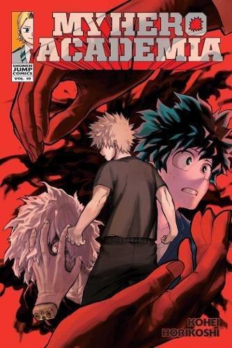 Monthly Manga Highlights Nov 2017 - My Hero Academia