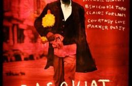 Basquiat 1996 movie poster