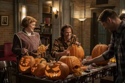 Serie tv Halloween