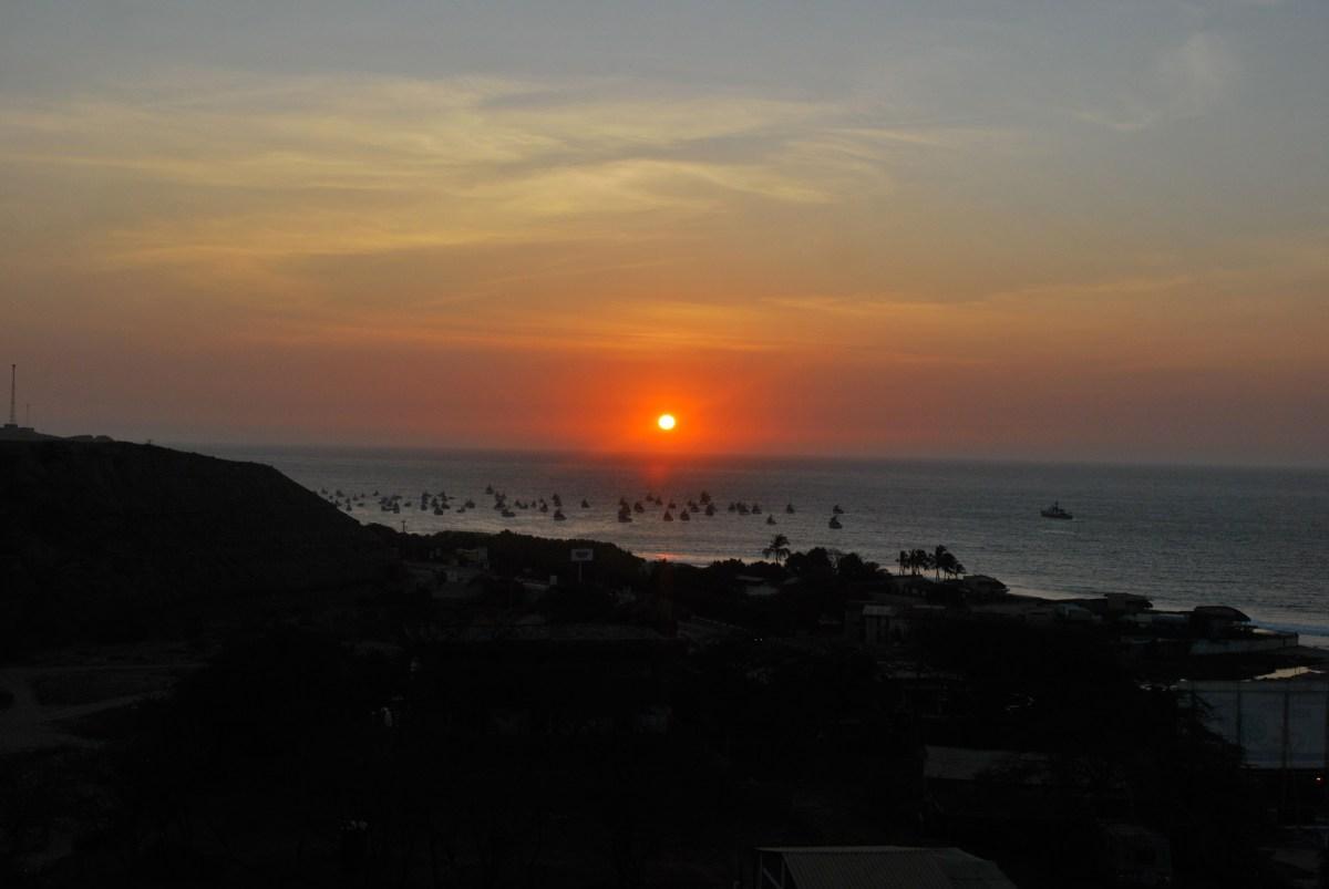 Faro, Mancora, Peru