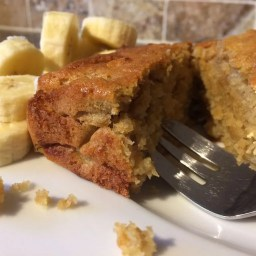 Easy-peasy Banana Loaf