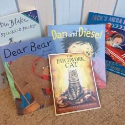 Books For Children: 3-4 years