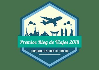 Banners para Premios Blog de viajes 2018
