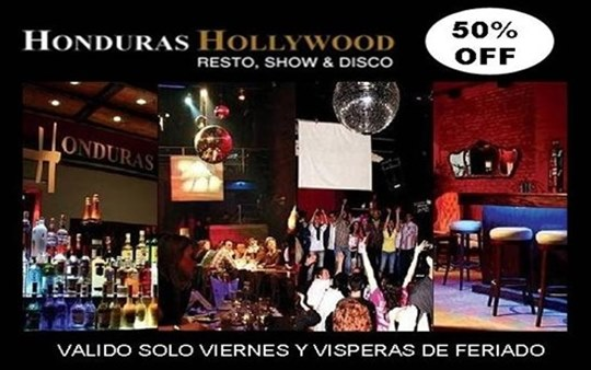 Honduras Club Palermo Hollywood