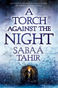 A Torch Against the Night takes readers into the heart of the Empire as Laia and Elias fight their way north to liberate Laia's brother from the horrors of Kauf Prison. Hunted by Empire soldiers, manipulated by the Commandant, and haunted by their pasts, Laia and Elias must outfox their enemies and confront the treacherousness of their own hearts. In the city of Serra, Helene Aquilla finds herself bound to the will of the Empire's twisted new leader, Marcus. When her loyalty is questioned, Helene finds herself taking on a mission to prove herself—a mission that might destroy her, instead.
