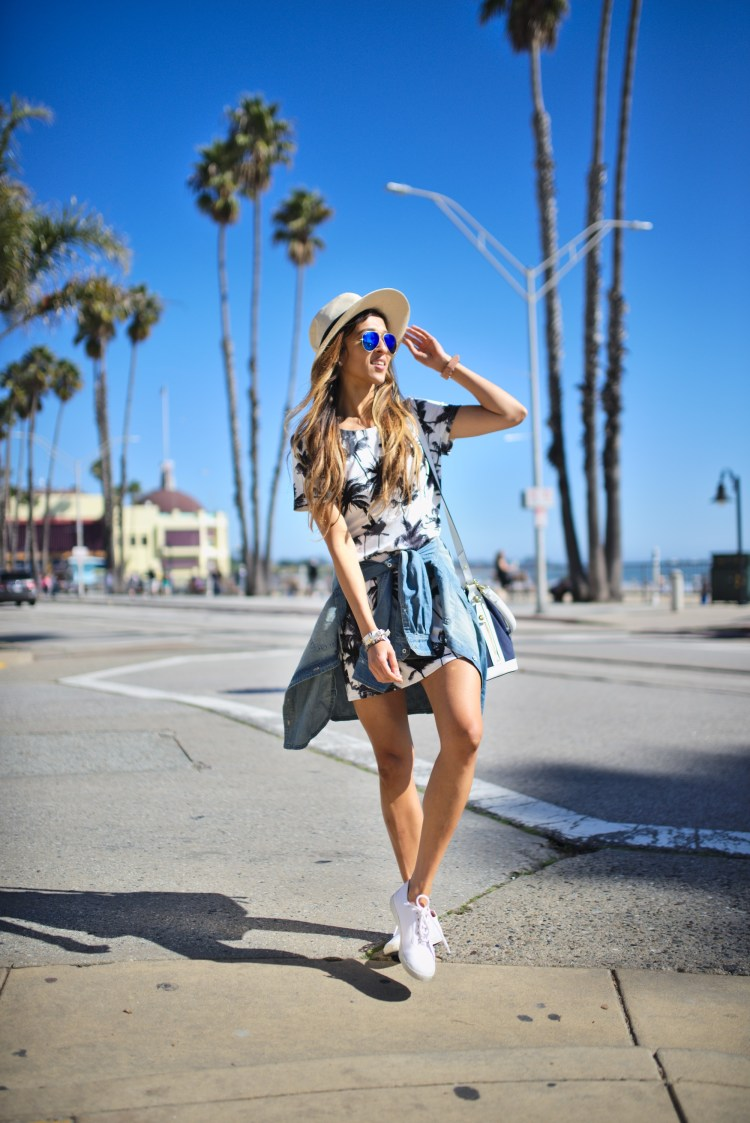 cuppajyo_sanfrancisco_fashion_lifestyle_blogger-santacruz-dreaminn-jdvhotels-staycation-weekend-getaway-beach-boardwalk-molly-bracken-palms-print-dress-4a