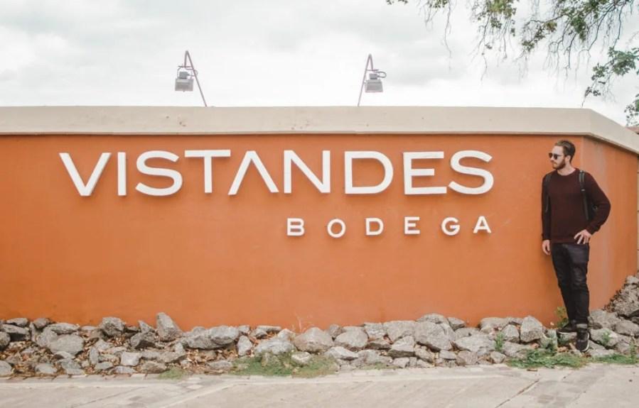 wine tours around Mendoz Vistandes bodega argentina