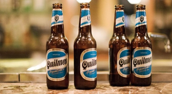 2 quilmes argentina national local beer south america brand