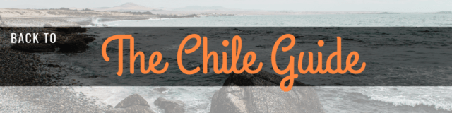 The Chile travel Guide