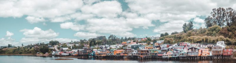 chiloe island castro chile palafitos stilted houses chile travel