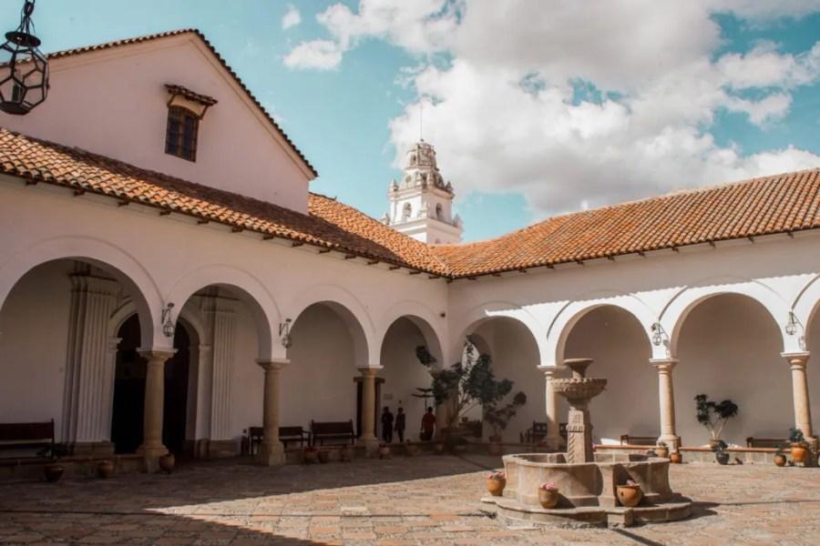 sucre bolivia casa de libertad travel tips guide sucre free walking tour south america