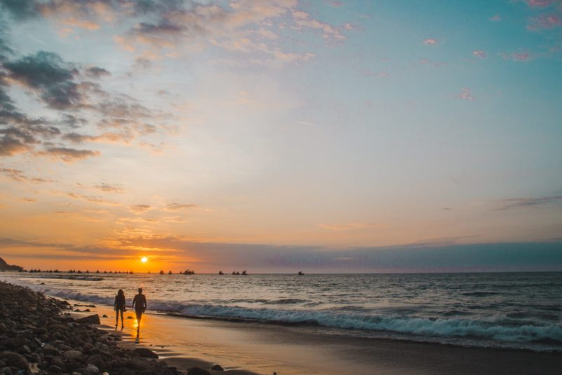 mancora guide blog tips where to stay do visit see surf hostels loki psygon travel to peru beach turtles south america trip