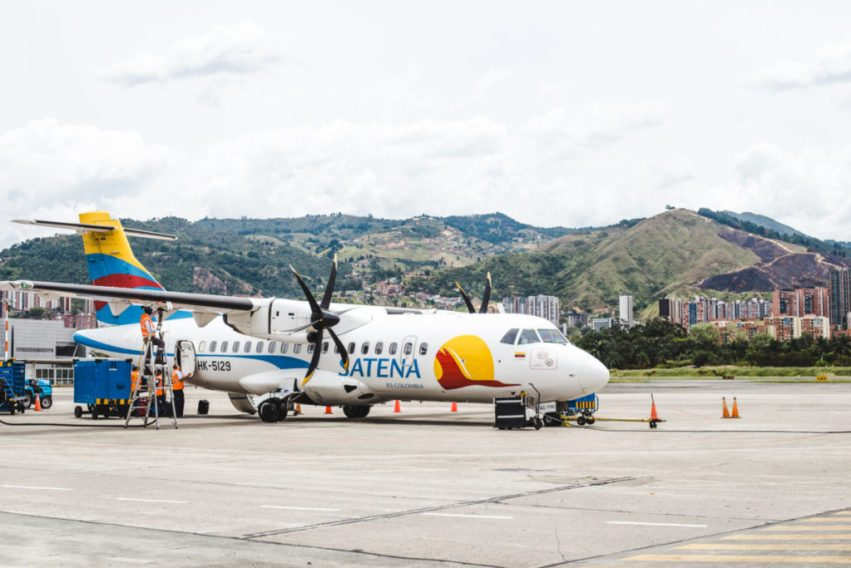 satena airlines Colombia travel tips for safety airplane flights
