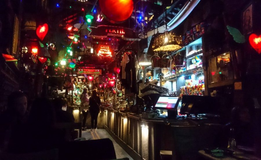 Andres Carne de Res bar | best clubs of Bogotá Chía Colombia | Colombia nightlife tips by Cuppa to Copa Travels