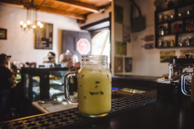 Best cafés in Antigua | La Parada | coffee shops Guatemala | Latin America travel guides by Cuppa to Copa Travels