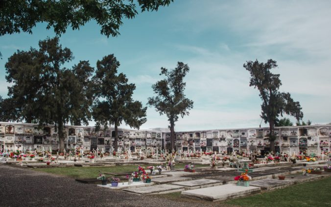 Mausoleum and crypts in Uruguay | Environmentally friendly initiatives in South America | Sustainability