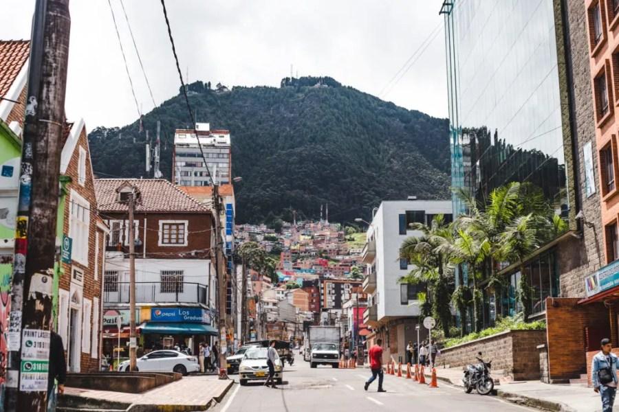 Where to stay in Bogota best barrios Colombia | bogota neighbourhoods