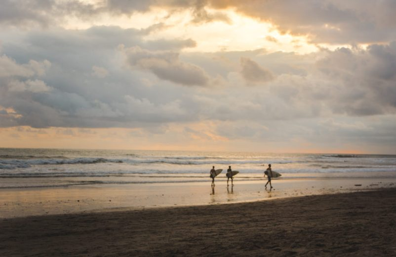 Best places to surf South America Central America | Surfer towns | Santa Teresa Costa Rica surf | Latin America guide by Cuppa to Copa Travels