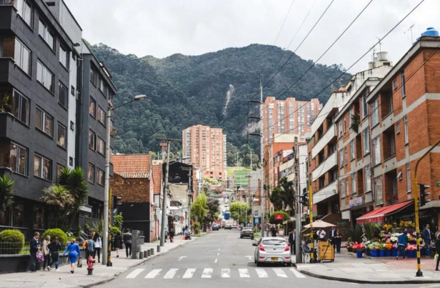 rosales chapinero | where to stay in bogota colombia bogota neighbourhoods