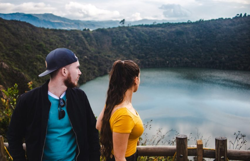 How to get to Guatavita Lake | A guide to Bogotá Colombia | Day trips from Bogota | South America travel guides by Cuppa to Copa Travels