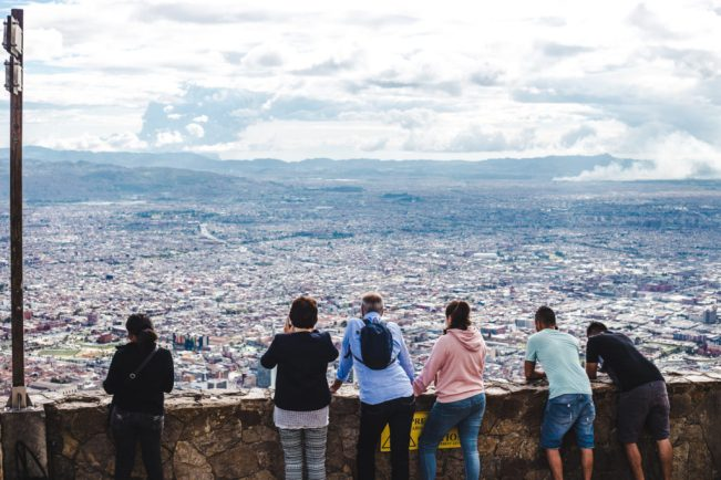 What to wear in Bogota colombia | weather what to pack Bogotá guide