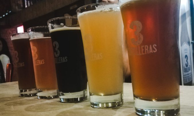 Best Craft Breweries in South America | 3 Cordilleras Cerveza | The Beer Guide | Travel guides by Cuppa to Copa Travels