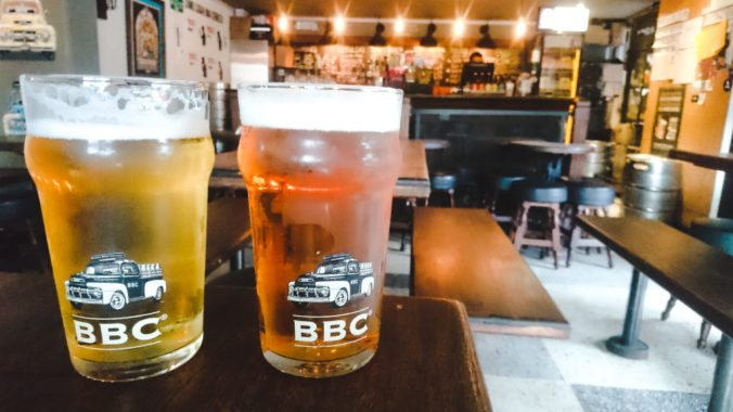 Best Craft Breweries in South America | BBC Bogotá Beer Company Cerveza | The Beer Guide | Travel guides by Cuppa to Copa Travels