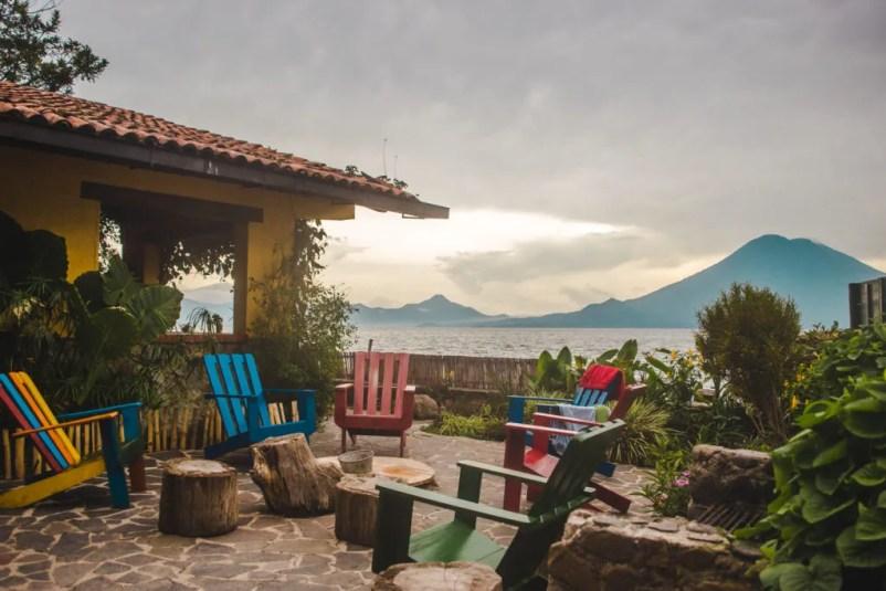 Iguana Perdida Hostel at Santa Cruz   A Guide to the towns of of Lake Atitlán, Guatemala   Latin America travel by Cuppa to Copa Travels